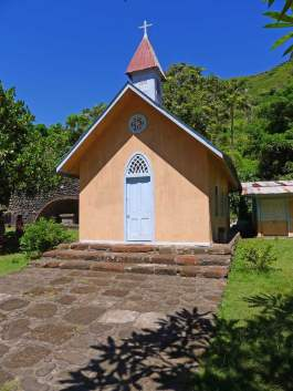 Church in Taipivai